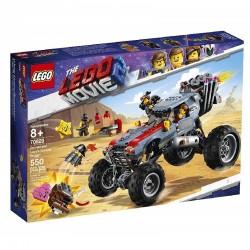 70829 LEGO® THE MOVIE 2 ŁAZIK EMMETA I LUCY