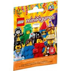 71021 LEGO® MINIFIGURES SERIA 18
