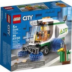 60249 LEGO® CITY ZAMIATARKA ULICZNA