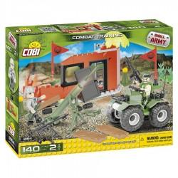 2164 COBI SMALL ARMY POLIGON COMBAT TRAINING
