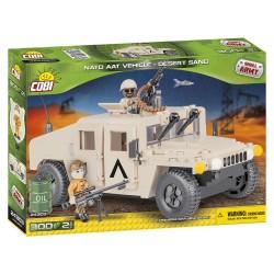 24303 COBI SMALL ARMY NATO AATV DESERT SAND