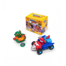 SUPER ZINGS FIGURKI DUAL BOX SERIA 4 012215