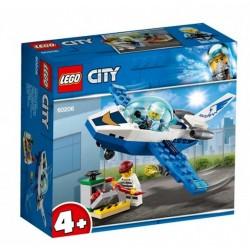 60206 LEGO® CITY POLICYJNY PATROL POWIETRZNY