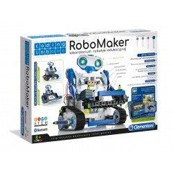50098 CLEMENTONI ROBOT ROBOMAKER ZESTAW STARTOWY