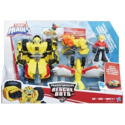 C0296 TRANSFORMERS RESCUE BOTS - BUMBLEBEE