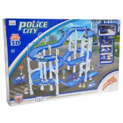 408104 PARKING PIĘTROWY POLICJA GARAŻ