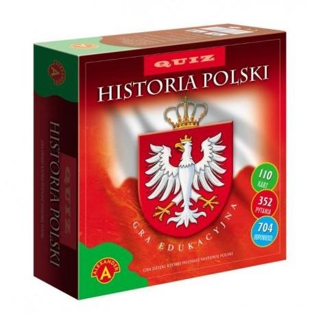 05271 ALEXANDER GRA QUIZ HISTORIA POLSKI